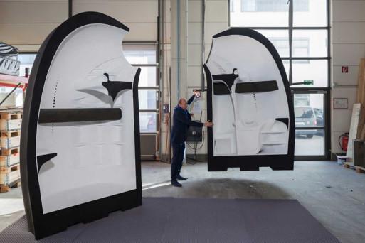 h user aus dem 3d drucker news geb udeaufnahme hmq ag. Black Bedroom Furniture Sets. Home Design Ideas